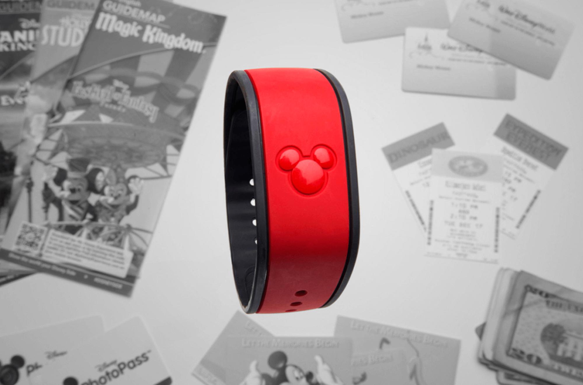 Disney Wristband by Ken Phillips