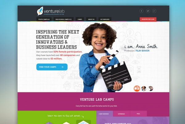 VentureLab Website