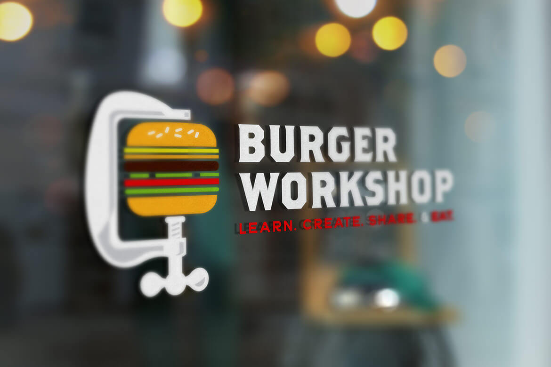 Burger Workshop Logo