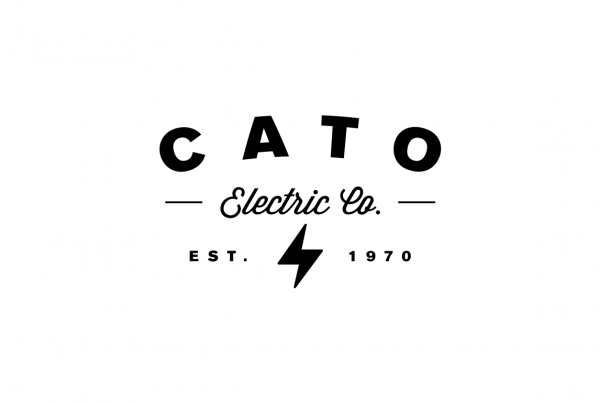 Cato Electric Company Logo