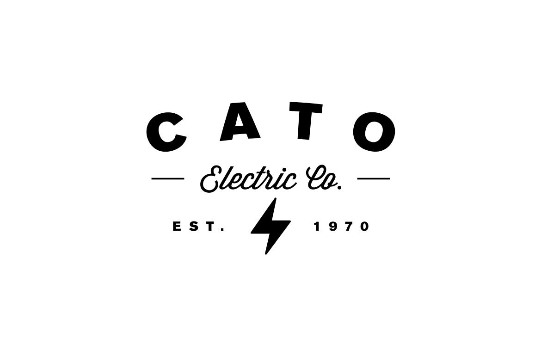 Cato Electric Company Logo