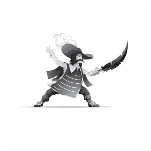Our Deal Character Logo
